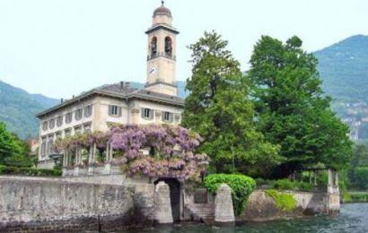 Unieke prestigieuze en monumentale villa in Cernobbio, direct aan het meer. Aparte dependance en boothuis. Fantastische, gezochte locatie, op loopafstand van de Villa d'Este. Beeld: ItaliaCasa