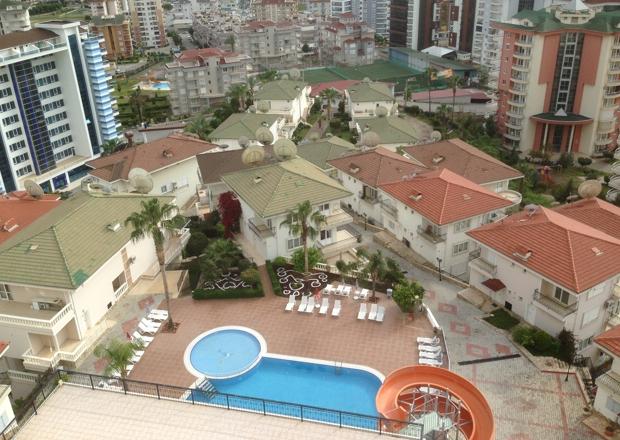 Te koop penthouse Utopia 1, Alanya Cikcilli