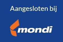 Misleidend en ook nog foutief logo gebruikt